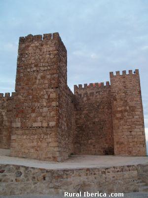 Castillo de Trujillo. Cáceres - Trujillo, Cáceres, Extremadura
