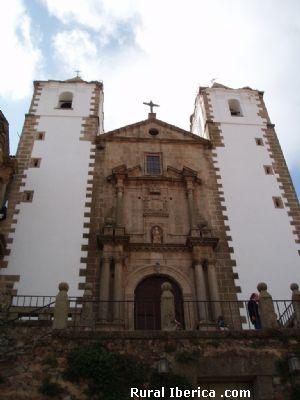 Iglesia de San Jorge. Cáceres - Cáceres, Cáceres, Extremadura