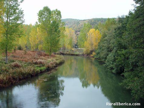 Rincón del  Ebro en otoño. Reinosa, Cantabria - Reinosa, Cantabria, Cantabria
