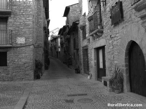 Casco viejo de Ainsa. Ainsa, Huesca - Ainsa, Huesca, Aragón