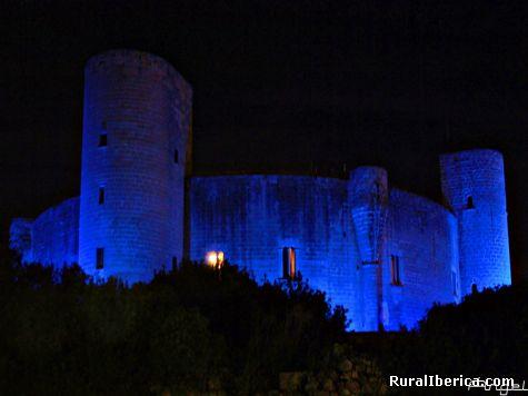 Castillo de bellber - Palma, Baleares, Islas Baleares