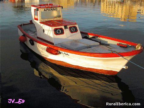 La barca. Melilla - Melilla, Melilla, Melilla