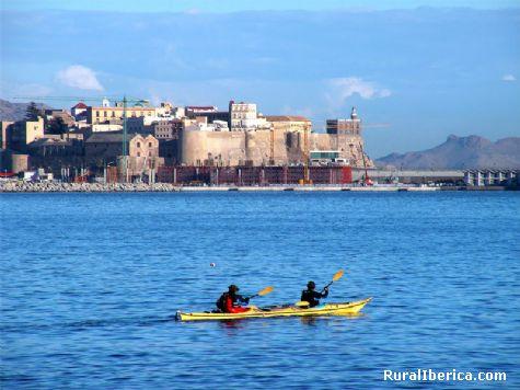 Desde el dique... Melilla - Melilla, Melilla, Melilla