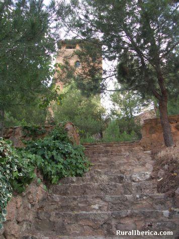 Por las escaleras - Somaén, Soria, Castilla y León