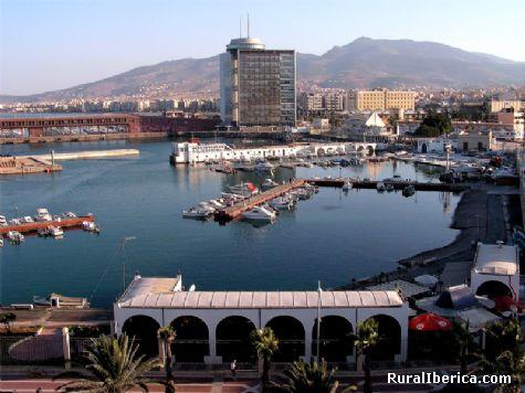 Otra vista de Melilla. Melilla - Melilla, Melilla, Melilla