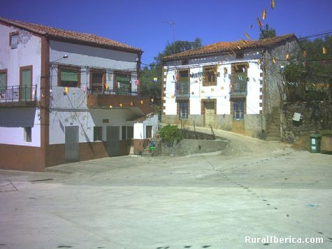 Robledo Las Hurdes, Cáceres - Robledo Las Hurdes, Cáceres, Extremadura