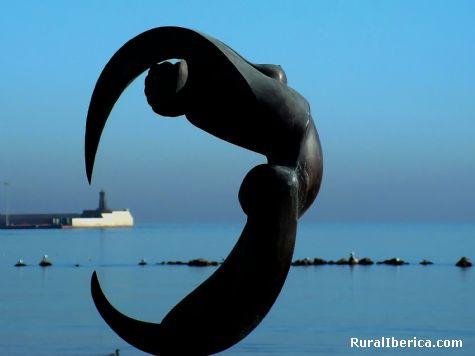 Paseo marítimo. Melilla - Melilla, Melilla, Melilla