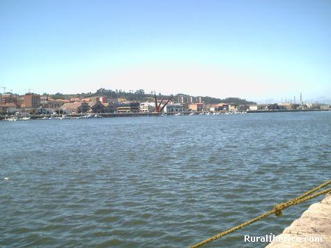 Ria de Avilés. Avilés, Asturias - Avilés, Asturias, Asturias
