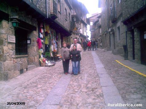 Puesta de Sol en la c¡udad - Orense, Orense, Galicia