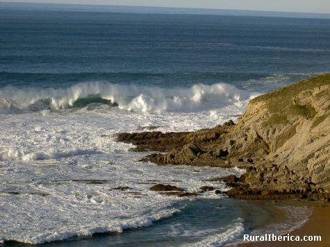 Playa de Tagle. Tagle, Cantabria - Tagle, Cantabria, Cantabria
