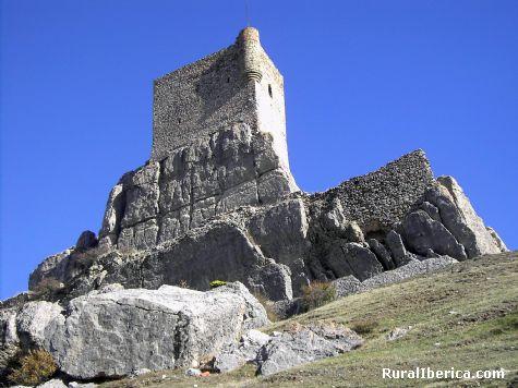 Castillo de Atienza. Atienza, Guadalajara - Atienza, Guadalajara, Castilla la Mancha