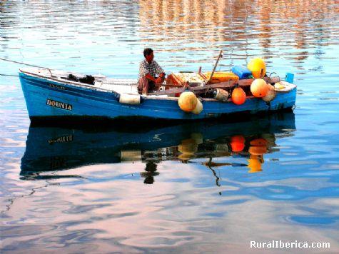 En el puerto. Melilla - Melilla, Melilla, Melilla