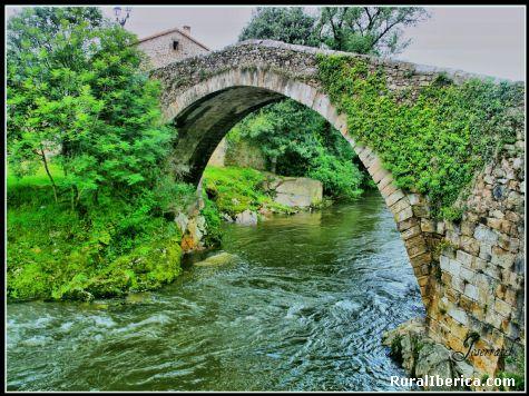 Puente Mayor de Lierganes. Lierganes, Cantabria - Lierganes, Cantabria, Cantabria
