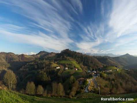 Giranes, mi aldea en Asturias - Cabranes, Asturias, Asturias