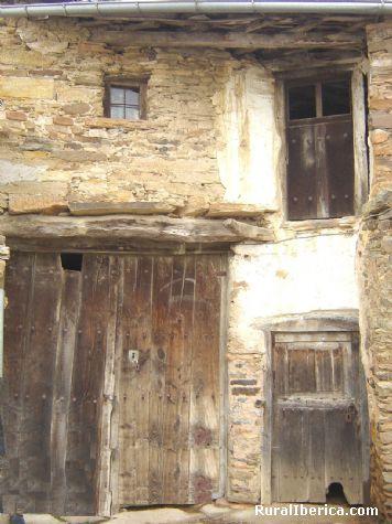 Arquitectura tradicional. Alsite, Zamora - Alsite, Zamora, Castilla y León