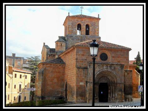 Iglesia de San Juan de Rabanera. Soria, Castilla y León - Soria, Soria, Castilla y León