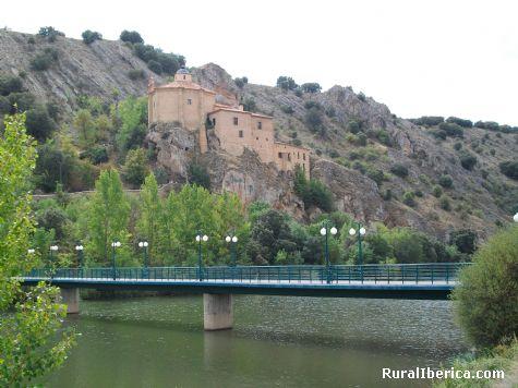 Ermita de San Saturio - Soria - Soria, Soria, Castilla y León