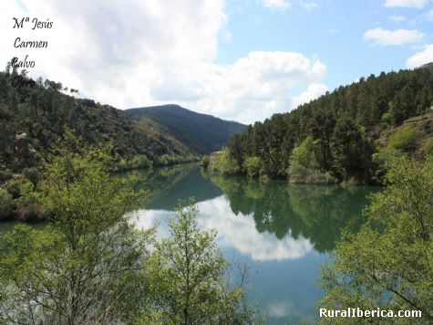 Río Sil en Petín - PETIN, Orense, Galicia
