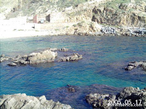 Playa rocosa. Ceuta - Ceuta, Ceuta, Ceuta