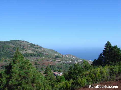 Atlantico. Montaña desde mi Granja. Tenagua, Santa Cruz de Tenerife - Tenagua, Santa Cruz de Tenerife, Islas Canarias