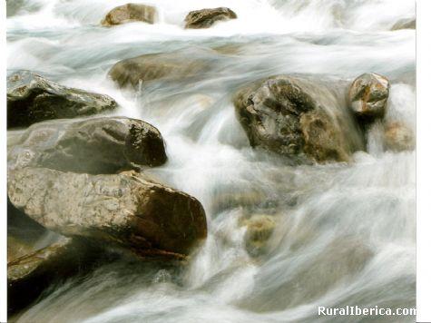 Roca y seda. Hernani, Guip�zcoa - Hernani, Guip�zcoa, Pa�s Vasco
