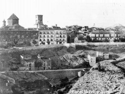 Foto antigua de Teruel (1960) - Teruel, Teruel, Aragón