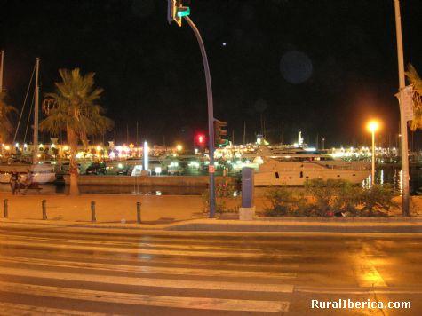 Puerto de Alicante - Alicante, Alicante, Comunidad Valenciana