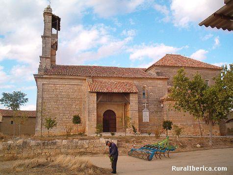 Iglesia. Villalonso, Zamora - Villalonso, Zamora, Castilla y León