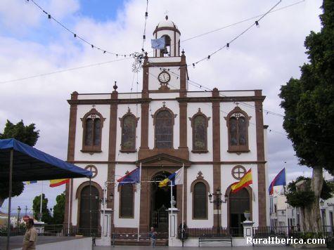 Iglesia de La Coincepción - Agaete., Las Palmas, Islas Canarias