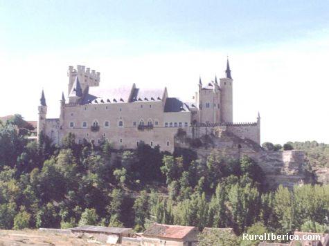 El Alcazar de Segovia - Segovia, Segovia, Castilla y León