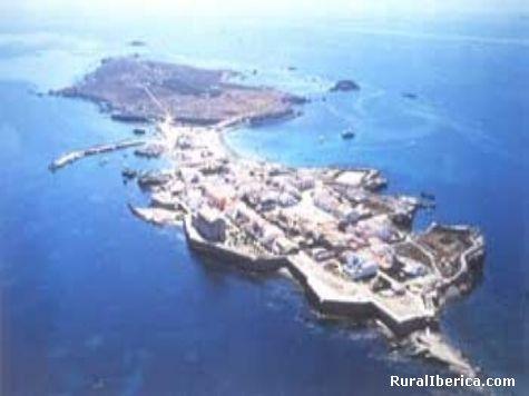 Isla de Tabarca, Alicante - alicante, comunidad valenciana