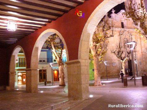 Plaza del Ayuntamiento. Aspe, Alicante - Aspe, Alicante, Comunidad Valenciana