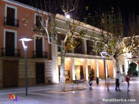 Ayuntamiento de Aspe. Aspe, Alicante - Aspe, Alicante, Comunidad Valenciana