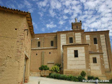 Iglesia parroquial. Autillo de Campos, Palencia - Autillo de Campos, Palencia, Castilla y León