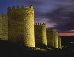 Murallas de �vila - �vila, Castilla y Le�n
