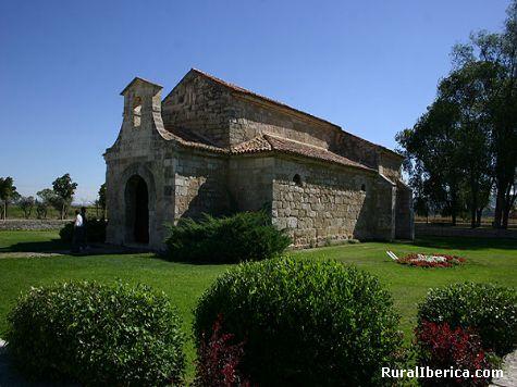 San Juan Bautista. Baños de Cerrato, Palencia - Baños de Cerrato, Palencia, Castilla y León