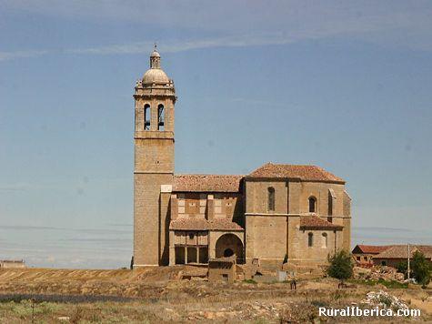 Iglesia. Baquerín de Campos, Palencia - Baquerín de Campos, Palencia, Castilla y León