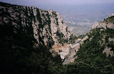 Barcelona, Montserrat - Montserrat, Barcelona, Cataluña