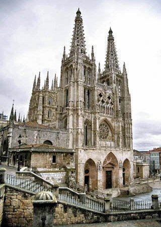 Burgos, Catedral - Burgos, Castilla y Le�n