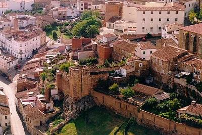 Cáceres, Torre del Gitano y Torre Coraja - Cáceres, Extremadura