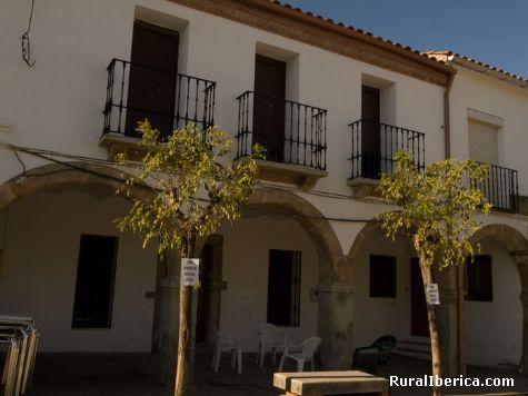 Casino de Santa Cruz de la Sierra. Santa Cruz de la Sierra, Cáceres - Santa Cruz de la Sierra, Cáceres, Extremadura