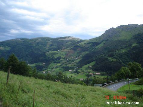 CASERIOS - azpeitia, Guipúzcoa, País Vasco