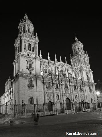 Catedral de Ja�n. Ja�n, Andaluc�a - Ja�n, Ja�n, Andaluc�a