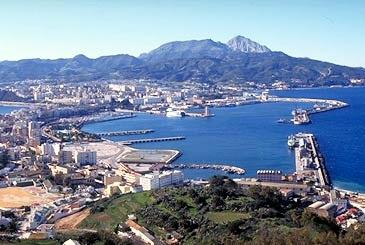 Ceuta, vista general - Ceuta, Ceuta, Ceuta