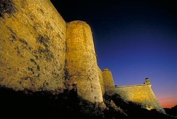 Ceuta, vista nocturna - Ceuta, Ceuta, Ceuta