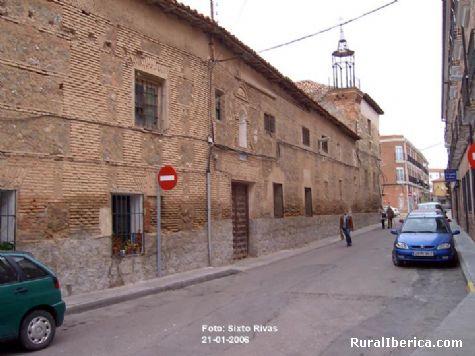 Convento de la Purísima Concepción. Illescas, Toledo - Illescas, Toledo, Castilla la Mancha