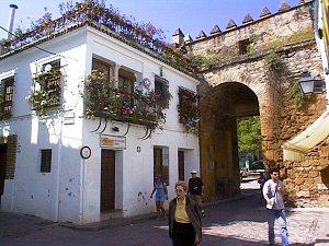 Córdoba, Puerta de Almodóvar - Córdoba, Andalucía