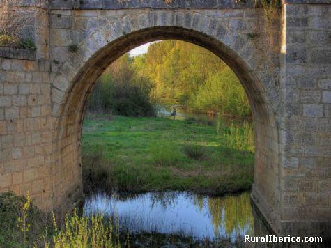 El Puente. Cordovilla la Real, Palencia - Cordovilla la Real, Palencia, Castilla y León