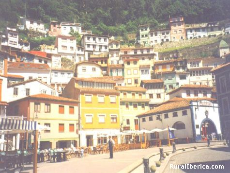 Vista de Cudillero - Cudillero, Asturias, Asturias