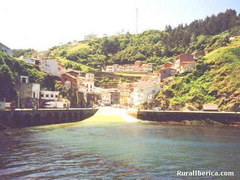 Otra vista de Cudillero - Cudillero, Asturias, Asturias